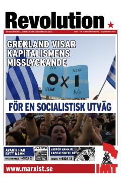 Revolution #0 september 2015