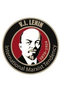 Pin: V. I. Lenin