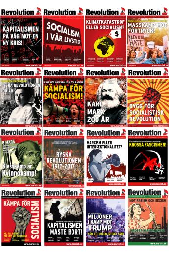 Prenumeration på Revolution