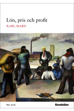 Lön, pris och profit