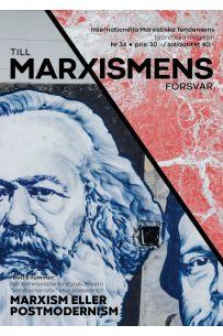 Till marxismens försvar #34 2021