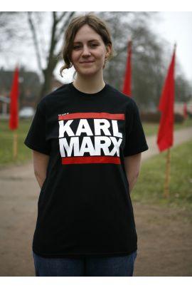 T-shirt: Karl Marx