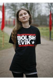T-shirt: Bolshevik